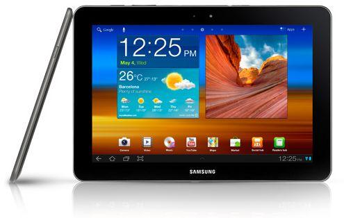 Phoenix Suns pick Verizon's 4G Samsung Galaxy Tab over iPad