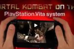 Mortal Kombat trailer teased for PS Vita