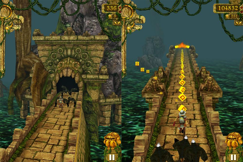 Temple Run Game 1