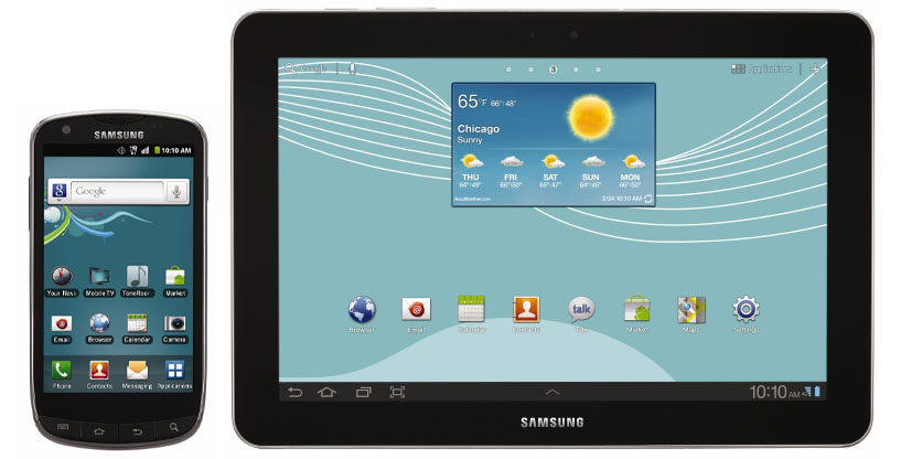 US Cellular debuts LTE network with Samsung Galaxy Tab 10.1 and Galaxy S Aviator
