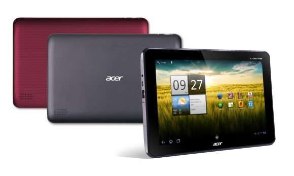 Acer Iconia Tab A200 Android 4.0 released