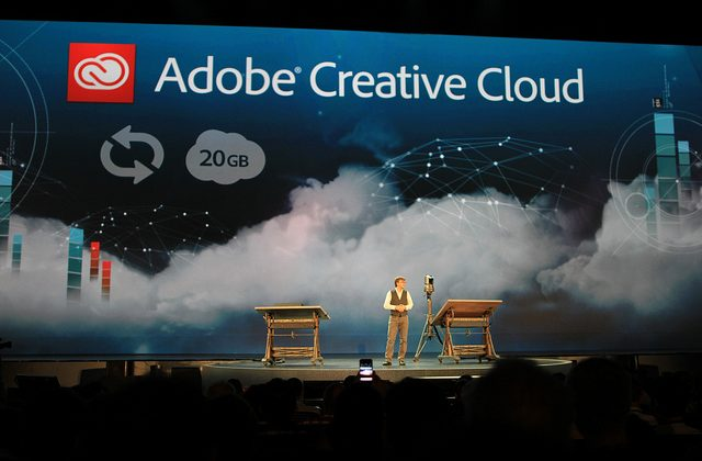 Adobe Creative Cloud offers CS6, Lightroom 4, 20GB storage for $50/month
