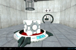 Portal ported to Android in homebrew edition