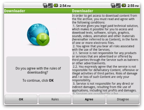 New Android malware spreads via Facebook, bypasses Google Bouncer