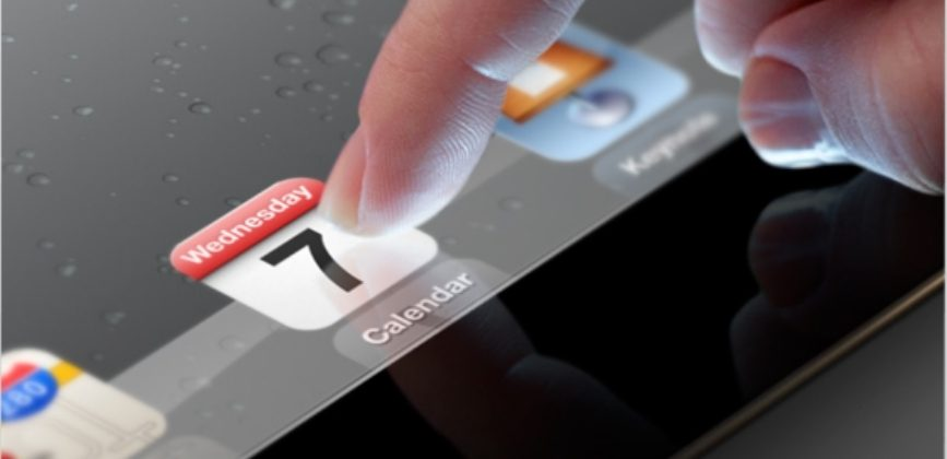 Has Apple shown us the iPad 3 Retina Display already?