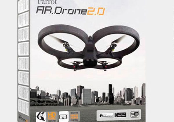 AR.Drone 2.0 pre-orders to kickoff March 1