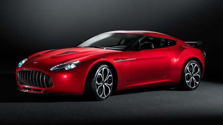 Aston Martin puts the V12 Zagato into production