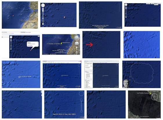 Google Earth update removes undersea grid that sparked Atlantis furor