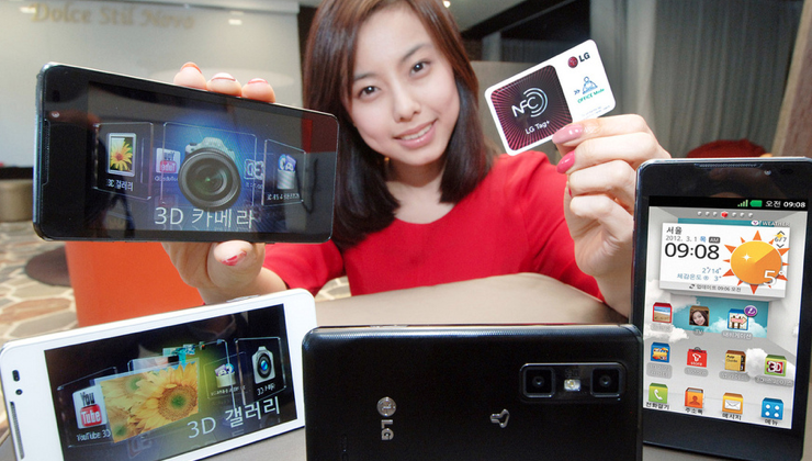 LG Optimus 3D Cube revealed and detailed