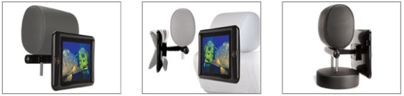 Scosche backStage pro II iPad 2 car mount now available
