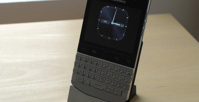 BlackBerry Porsche Design P'9981 Review