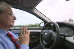 BMW highly automated prototype drives itself with assistance