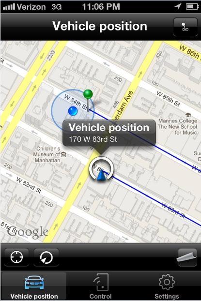 BMW remote iOS app arrives in the US - SlashGear