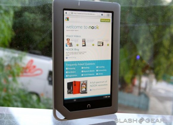 Barnes & Noble NOOK $199 tablet a godsend