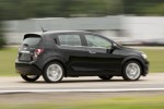 Chevrolet's Sonic Youth replaces Aveo in subcompact line
