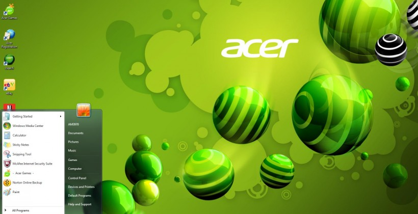 Acer AM3970 Review