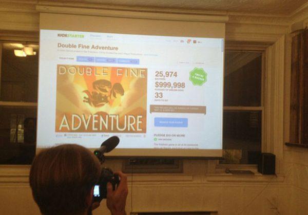 Kickstarter sees two projects hit the $1 million mark
