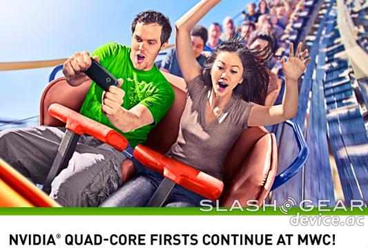 NVIDIA confirms quad-core smartphones in Q1