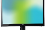 AOC 27-inch HD LED monitor revealed with 2ms response time