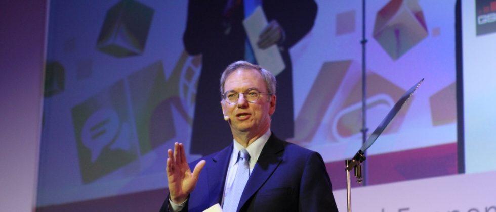 "Google's Schmidt: Chrome is ""by far the safest"""