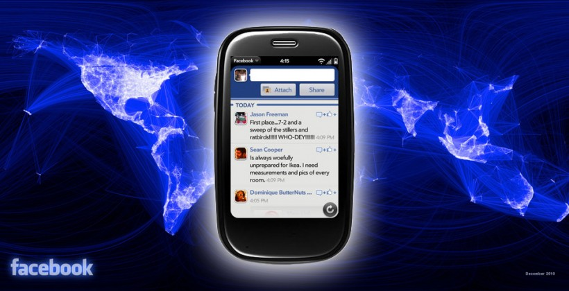 Facebook's IPO, webOS and the Perfect Social Phone