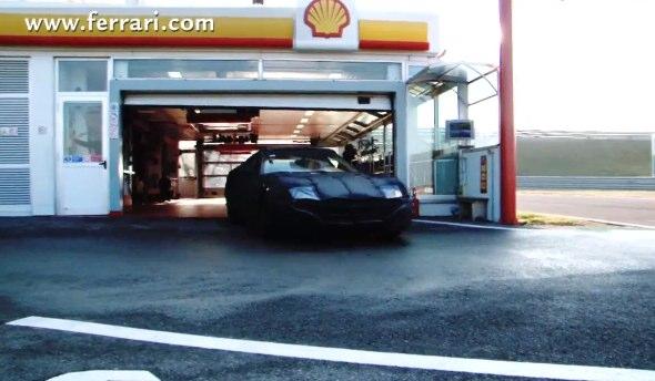 "Ferrari's ""most powerful"" car gets video teaser"
