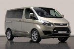 Ford upgrades Transit van to the sleeker Tourneo Custom