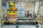 Ecobot-III Food-Consuming Robot project inventors receive PR boost