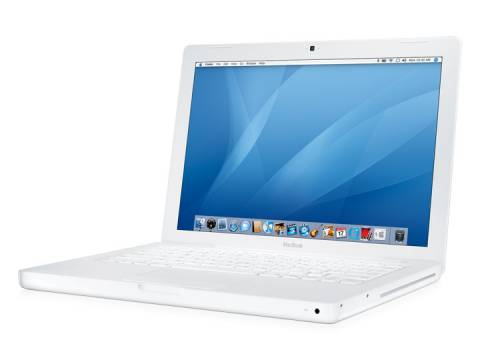 Classic White MacBook axed entirely