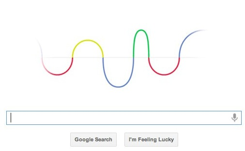 Google Doodle celebrates physicist Hertz