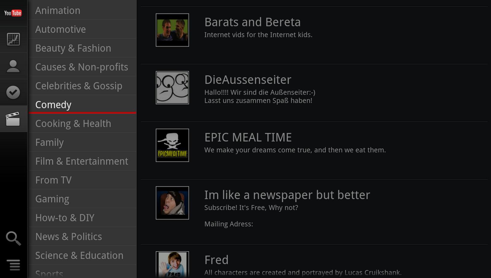 Google TV YouTube app refreshed for better smart TV ...