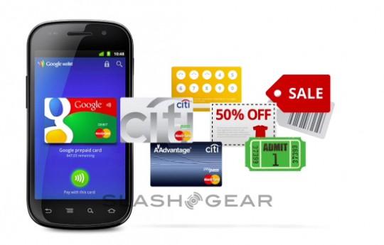 AT&T Galaxy Nexus and Nexus S get Google Wallet