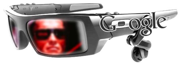 Google Glasses wow geeks