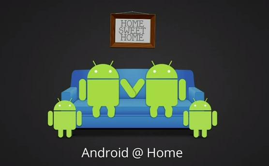 SlashGear 101: Android@Home