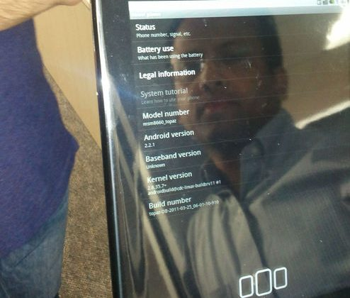 HP releases Android on TouchPad code to happy hackers