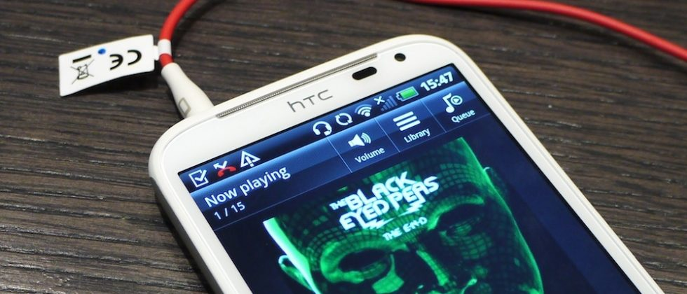 HTC streaming Spotify rival tipped