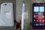 HTC Android 4.0 phone shows up with Incredible styling