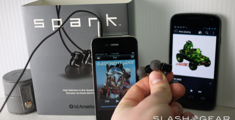 id America Spark In-Ear Headphones Review