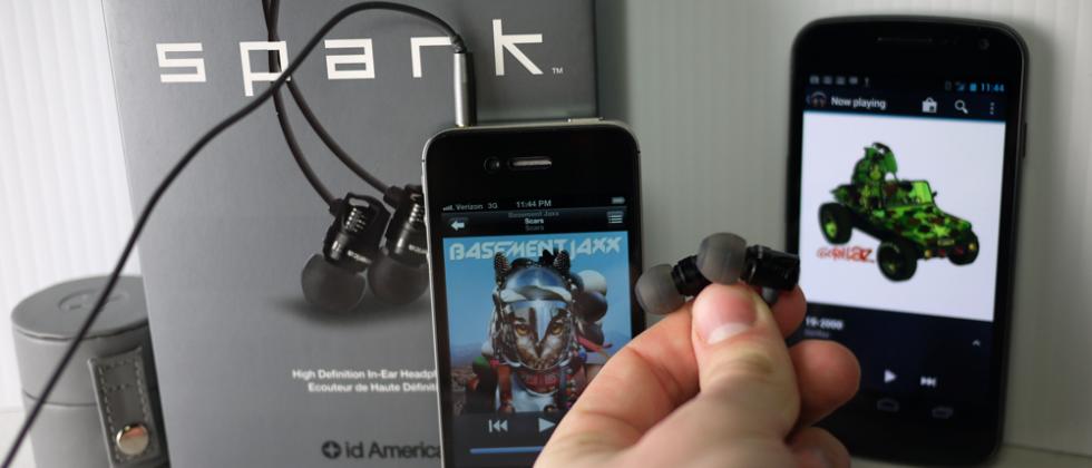 id America Spark In-Ear Headphones Review