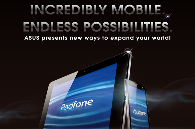 ASUS Padfone release teased in MWC invite UPDATED with video!