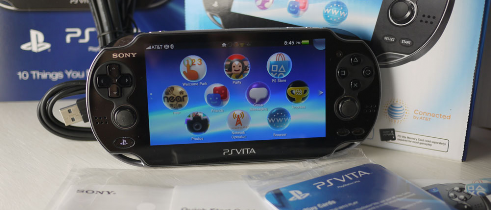 Sony Vita OS Review