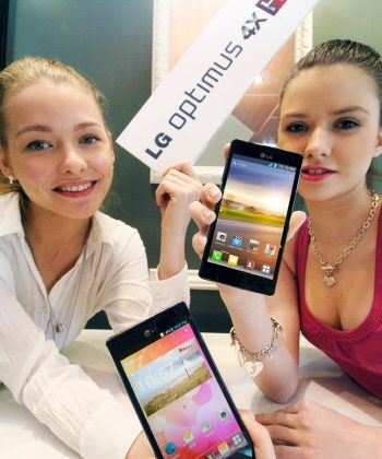 LG Optimus 4X HD revealed and detailed with NVIDIA Tegra 3