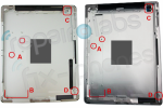 iPad 3 component suggests larger battery, new LCD