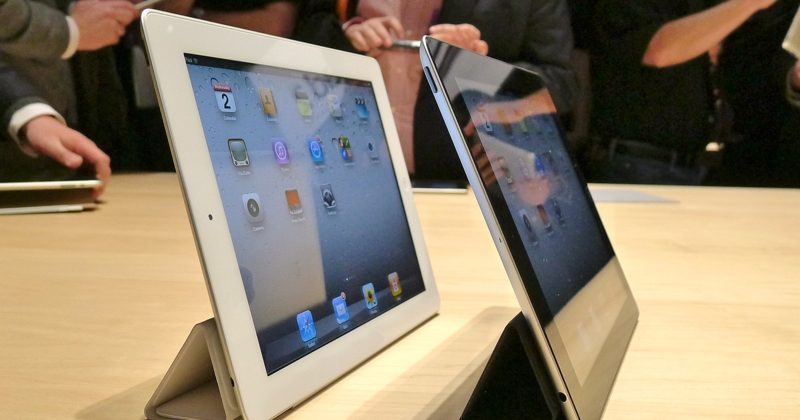 iPad 3 buyers don't care about price