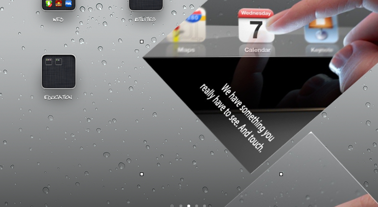 Three iPad 3 versions with no Home button tipped