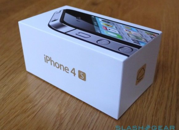 Swap your iPhone 4 for an iPhone 4S at Target