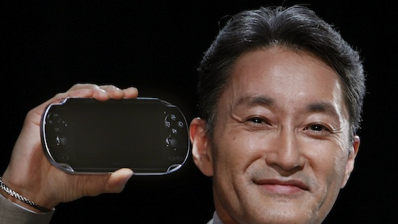 Sony makes Kaz Hirai CEO and President
