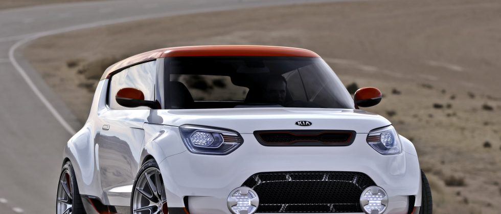 Kia Track'ster concept ditches dreary for MINI Cooper rival