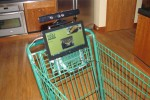Whole Foods prototype shopping cart uses Kinect