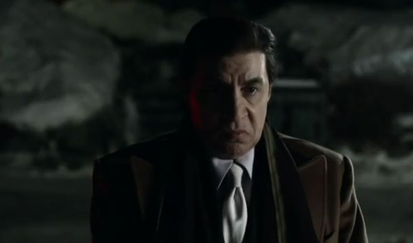 Lilyhammer now available on Netflix